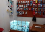 Vendo local servicio tecnico y venta de celulares. contactarse.