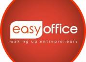 Oficinas equipadas x hora & domicilio tributario, contactarse.
