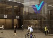 arriendo oficinas edificio global