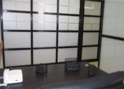 Excelente oficina en santiago centro