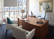 Se arrienda excelente oficina en calle pratt.