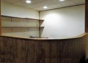 Excelente oficina espaciosa en piso 8, edificio el cortijo.