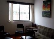 Departamento 1 dormitorio, semi amoblado