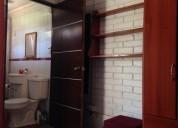 Excelente pieza entrada independiente y baño privado.