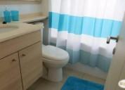 Amplia pieza con baÑo privado y vista al mar, contactarse.