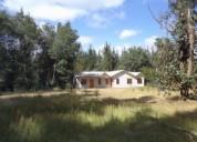 Linda casa en parcela de 5.000 mts, aprovecha ya!.