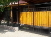 HERMOSA CASA 90M2 COSTRUIDOS 140M2 TERRENO EN CUIDAD DE LOS VALLES, PUDAHUEL $115.000.000