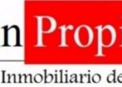 Vende propiedad con amplio terreno
