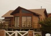 Casas de madera en olmué.