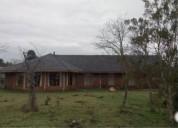 Vendo hermosa casa rustica