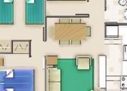 Vendo departamento 3 dormitorios.