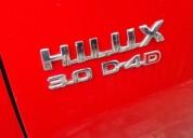 Arriendo excelente camionetas toyota hilux diesel 3.0