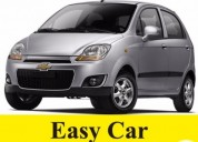 Renta de autos easy car. contactarse.