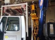 arriendo excelente camión grua ford cargo 5032e