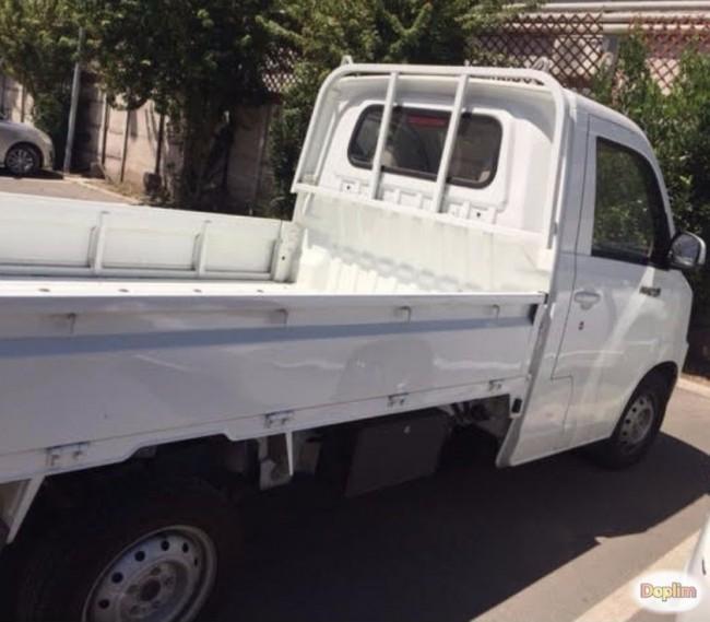 Excelente Camioneta Faw Mamut T80 2017