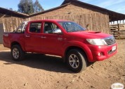 Excelente toyota hilux 2013