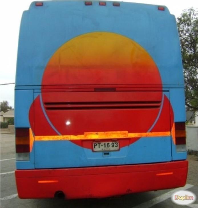 Oportunidad!. Bus Scania K113 (1997)