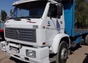 camion rampla plana volkswagen worker