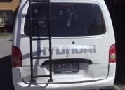 Vendo furgón hyundai h100 petrolera de carga, contactarse.