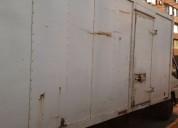 Vendo camion jmc trabajando, contactarse.