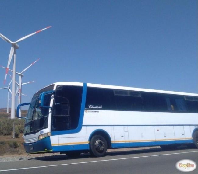 vendo bus scania k124 360 hp carroceria.