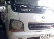 Vendo kia frontier 2.7 aÑo 2003. contactarse.