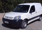 Vendo furgon citroen berlingo. oportunidad!.