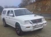 Se vende excelente camioneta mitsubishu l200 año 2003