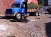 Ventas de camión plano international pata guacha. contactarse.