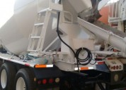 Camion mixer international 7600, año 2008