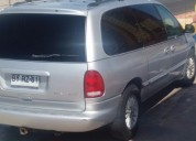Vendo excelente camioneta chrysler town country