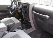 Jeep wrangler 3.8 mt 2010. contactarse.