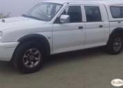 Se vende excelente camioneta mitsubishi l200 año 2003