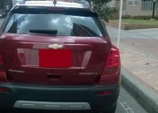 Vendo chevrolet tracker 1.8 at lt 2013