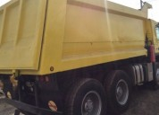 Excelente camion tolva volvo