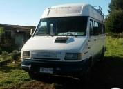 Permuto minibus iveco año 98