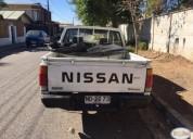 Vendo camioneta nissan d21. contactarse.