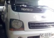 Vendo kia frontier 2.7 aÑo 2003. aprovecha ya!.