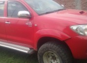 Excelente toyota hilux 2007 4x4