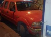 Vendo mi camioneta ford ranger americana.