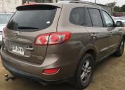 Hyundai santa fe crdi 2010. oportunidad!.