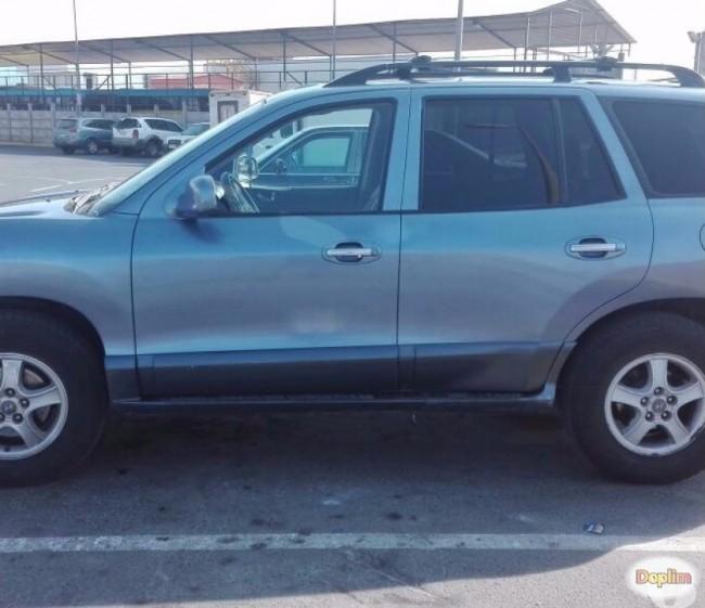 Vende Hyundai Santa Fe año 2003