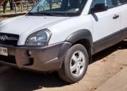 Vendo suv tucson hyundai 2008