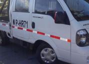 Excelente camioneta kia doble cabina 2013