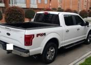 Excelente ford f-150 dc lariat 5.4l 4x4 2015