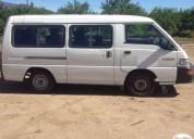 Minibus mitsubishi l300 2.4 2011 (furgon). contactarse.