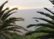 Excelente terreno con gran vista al mar