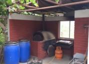 Se vende linda casa quinta en villa alemana