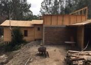Excelente parcela de 6700 mt2 con casa en el totoral