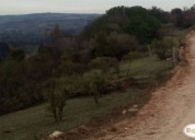 Entre valles,  5000m2 de parcela